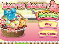 Игра «Готовим пасхальные яйца»