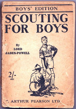 SCOUTING FOR BOYS (Разведка для мальчиков)