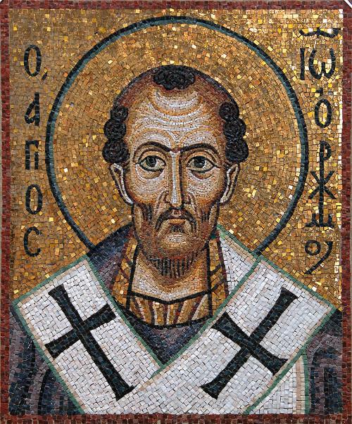 Свт. Иоанн Златоуст | Фото с сайта Pravoslavie.ru