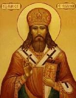 Св. свщмч. Мефодий, еп. Петропавловский