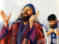 Мытарь и фарисей | Фото с сайта globalfolio.net