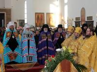 Митрополичье богослужение
