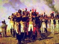 Наполеон перед Бородино | Фото с сайта www.smolensk.ruc.su