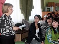 Выступление Светланы Васильевны