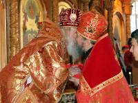 Поздравление с Пасхой правящего архиерея