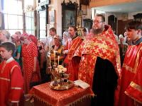 Молитва на литии