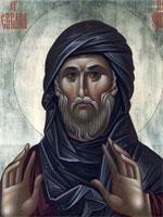 Преподобный Ефрем Сирин | www.simvol-veri.ru