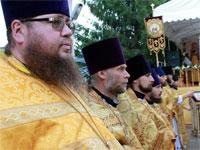 Священство на празднике