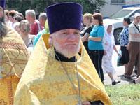 Протоиерей Евгений – клирик храма Всех Святых