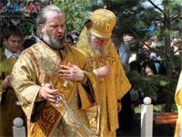 Молитва об упокоении основателей и защитников города Петропавловска