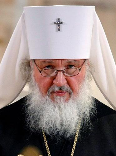 Святейший Патриарх Всея Руси Кирилл | Фото с сайта www.rus.ruvr.ru