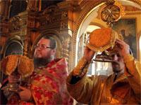Праздник святого князя Владимира и 1025-летия Крещения Руси