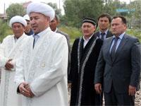 Слово наиб-имама соборной мечети города Петропавловска