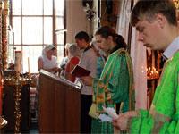 Молитва о здравии верующих