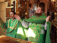 Молитвы «Херувимской» песни