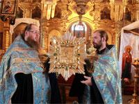 Праздник «Почаевской» иконы Пресвятой Богородицы