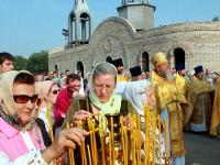 Архиерейское богослужение на праздник святой равноапостольной Марии Магдалины