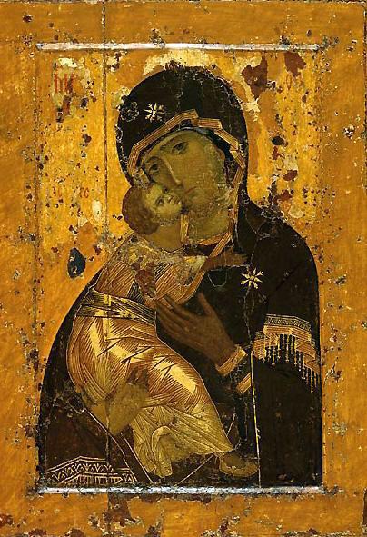 Владимирская икона | www.calend.ru