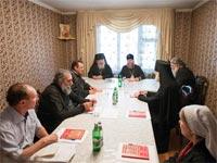 Комиссия Казахстанского Митрополичьего Округа по канонизации святых