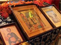 Праздник святого мученика Виктора — именины отца настоятеля