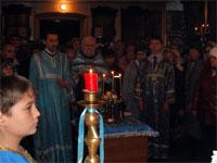 Молитвы литии