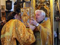 Очередная годовщина священного служения