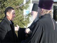 Рабочий визит Азильханова М.А. в Петропавловск