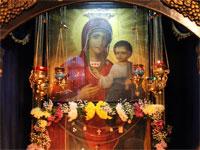 «Иверская» икона Пресвятой Богородицы — Защитницы рода христианского