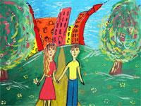 Стрижнёва Анастасия, 11 лет, «Дружба»