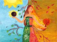 Шишкина Варвара, 12 лет, «Матушка-природа»