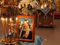 Пятая годовщина упокоения Святейшего Патриарха Алексия II