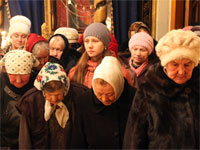 Зимний праздник святителя Николая Чудотворца
