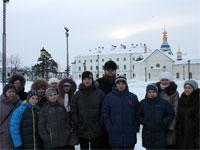 Паломничество по святым местам Тобольска