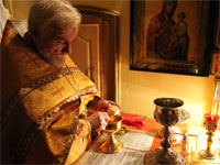 Богослужение недели святых праотец