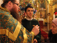 Праздник преподобного Серафима Саровского Чудотворца