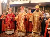 Вечернее архиерейское богослужение праздника священномученика Мефодия