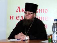 Секретарь Чтений протоиерей Виктор Михейкин