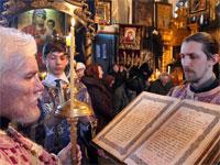 Неделя (воскресенье) Торжества Православия