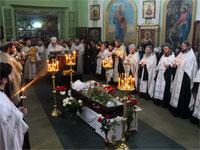 Вечная память протоиерею Димитрию Тапееву