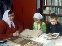 Дни православной книги с. Чистополье
