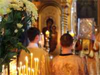 Воскресенье преподобной Марии Египетской