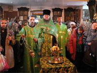 Вербное воскресенье — Вход Господень в Иерусалим