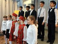 Пасха в Школе преподобного Сергия Радонежского