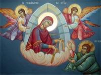 Пояс Пресвятой Богородицы прибывает в Казахстан