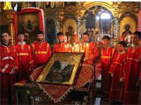 Воскресение святого апостола Фомы