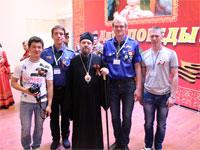 Фото с Преосвященнейшим владыкой