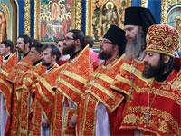 Священство на богослужении