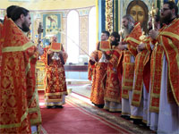 Великий вход Божественной литургии