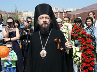 Его Преосвященство епископ Геннадий