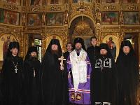 Монашеский постриг прот. Виктора Михейкина